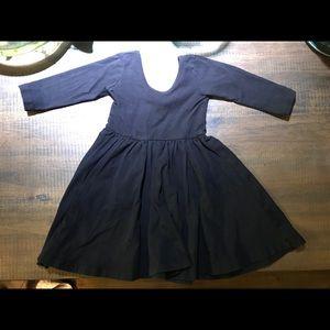 Alice and Ames Basic Black Ballet Dress